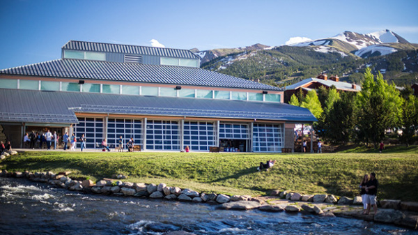 The Riverwalk Center, Breckendridge, Co